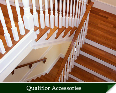 Qualiflor Hardwood Flooring Accessories