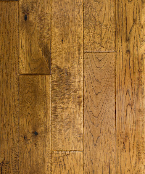 Qualiflor Collection Francesca Handscraped American Hickory