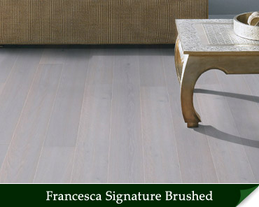 Francesca Signature Brushed Engineered Hardwood Flooring