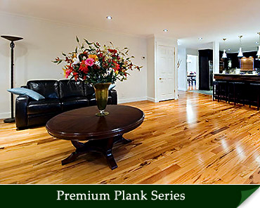Premium Plank Engineered Hardwood Flooring